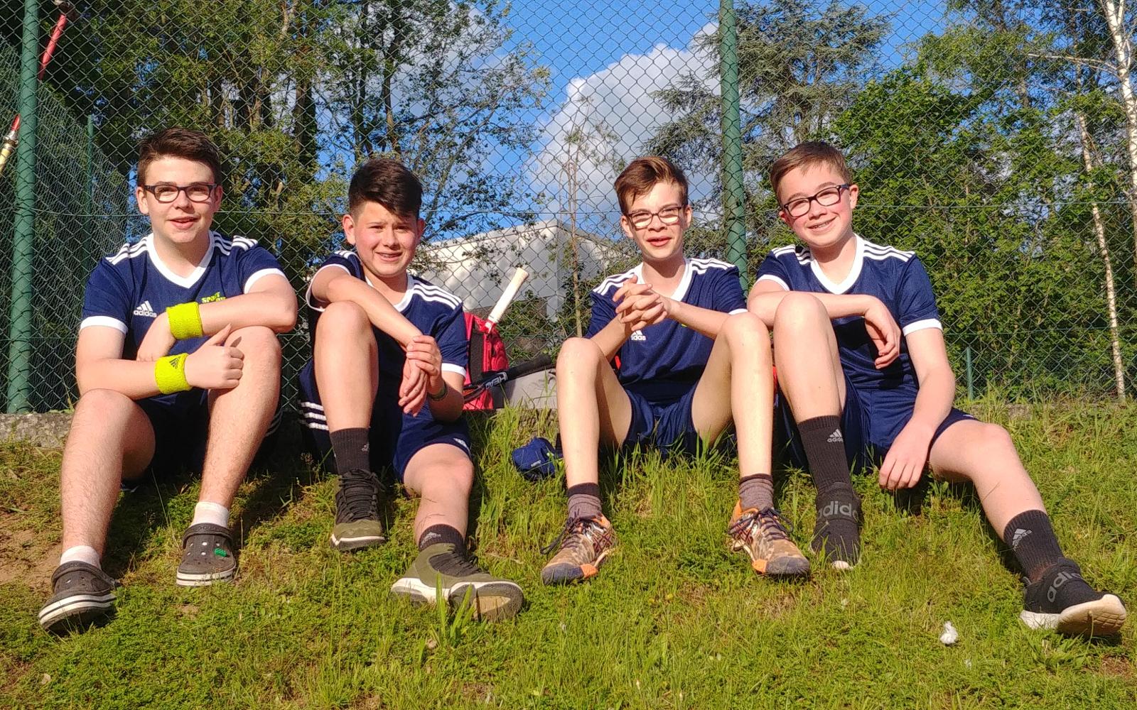 Mannschaft Junioren U15 2 des TC Nunkirchen