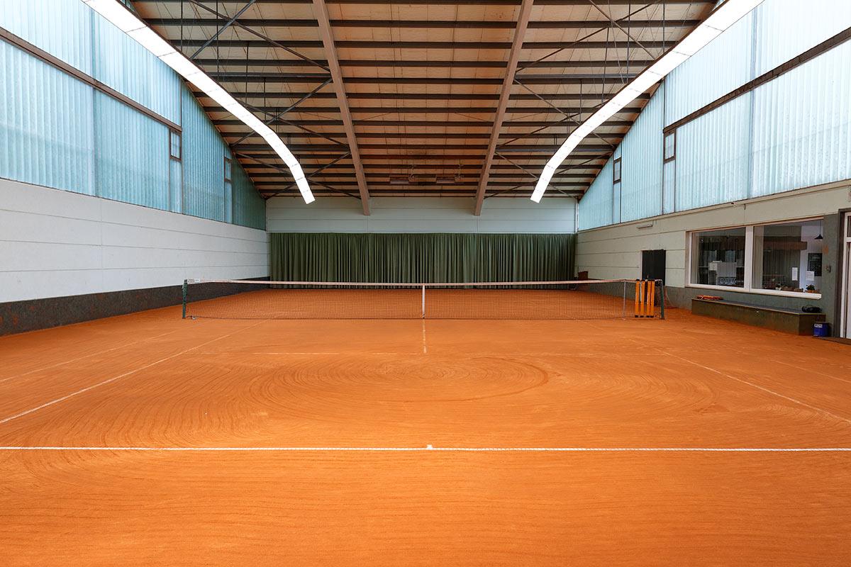 Tennishalle des TC Nunkirchen I