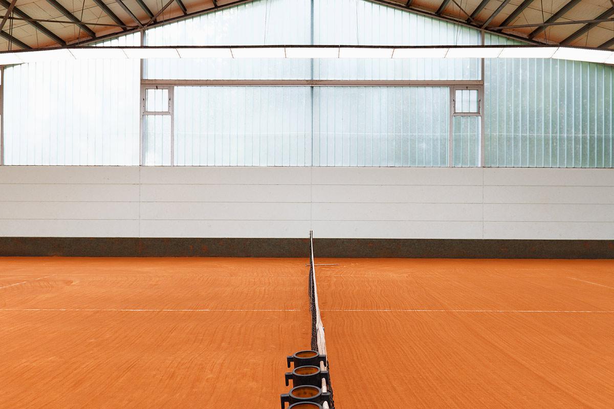 Tennishalle des TC Nunkirchen III
