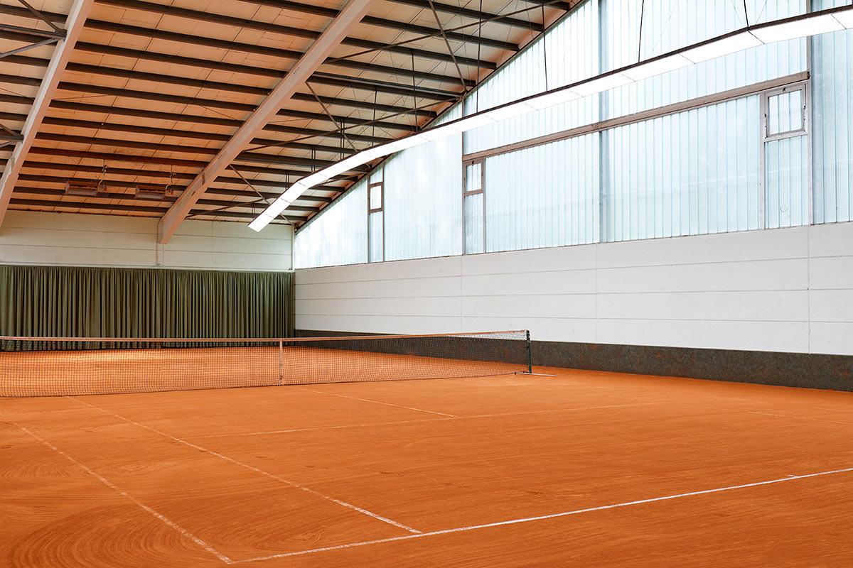 Tennishalle des TC Nunkirchen IV
